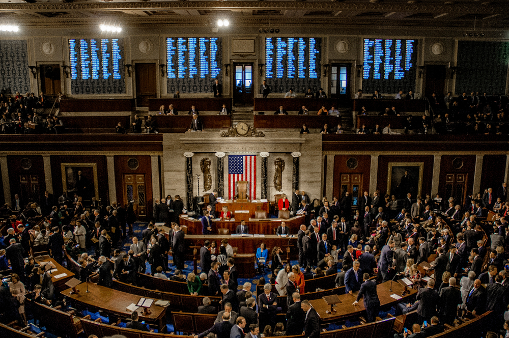 Correlation Between Engagement and Legislative Activity