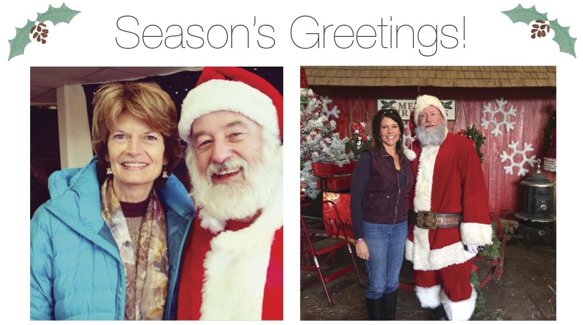 Quorum's Gallery of Congressional Holiday Photos