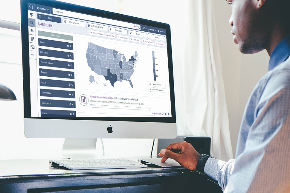 Make State Bill Tracking a Centerpiece of Your Advocacy