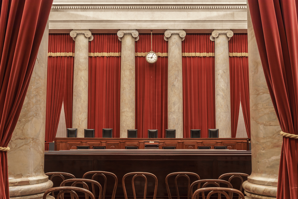 Partisan Rhetoric of SCOTUS Nominations