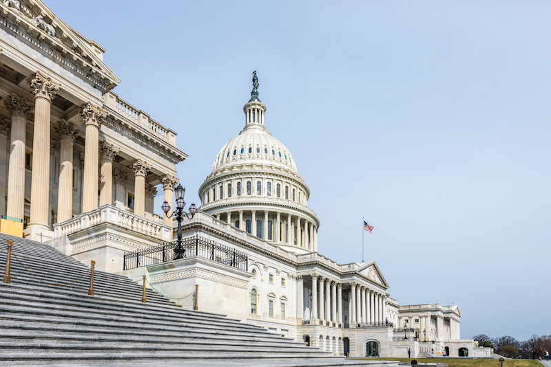 How Congress Used Social Media in 2017